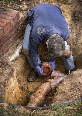 sewer line repair services San Diego Ca