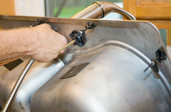 sink installation San Diego CA