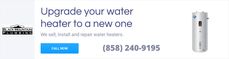 water heater upgrade San Diego CA